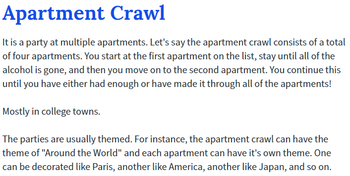 Apartment crawl definition.png